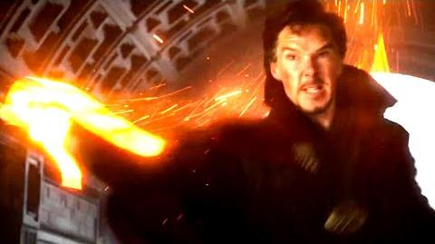 DOCTOR STRANGE - Official 'IMAX' Trailer 4 (2016) Benedict Cumberbatch Marvel Movie HD