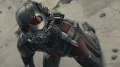 ANT-MAN - Promo Clip 'Who Is Ant-Man?' (2015) Paul Rudd Marvel Movie 1080p