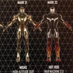Marks 21-22