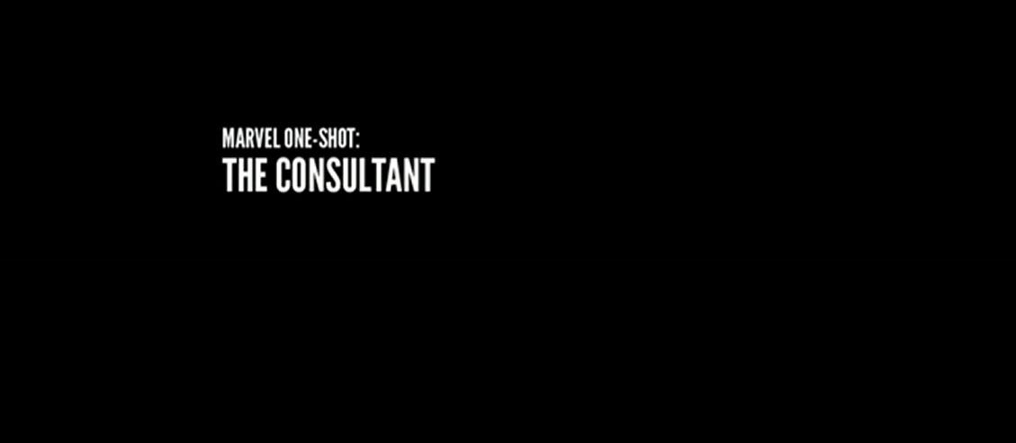 Marvel One-Shot - The Consultant (Full Version)