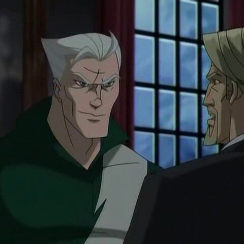 Quicksilver confronts Worthington.