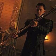 Loki with <a href=