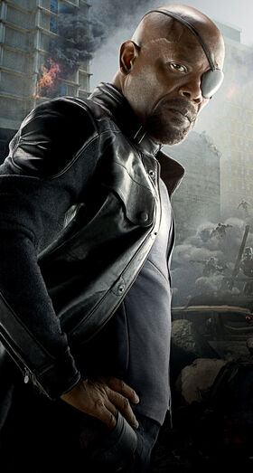 Nick Fury AOU Poster Crop