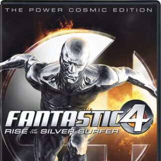 The Power Cosmic Edition DVD