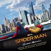 Spider-Man Homecoming soundtrack cover