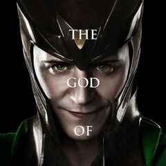 Poster featuring Loki.