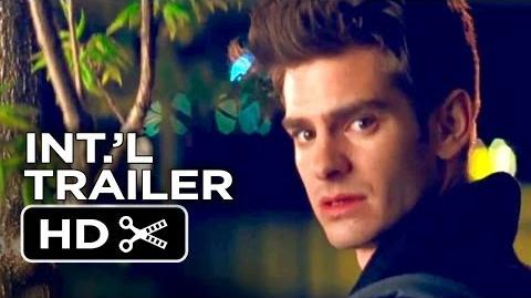 The Amazing Spider-Man 2 International TRAILER (2014) - Rise of Electro - Marvel Movie HD