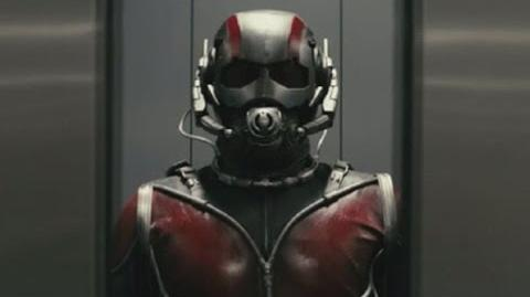LEAKED Ant-Man Official Test Footage SDCC 2012