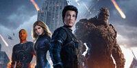 Fantastic Four uniform