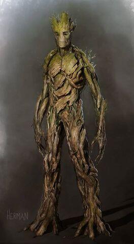 File:Groot Gotg Concept Art 2.jpg