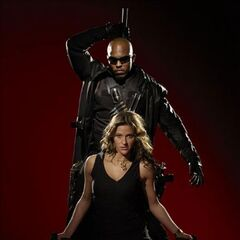 Blade with Krista Starr