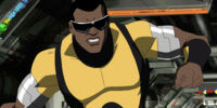 Luke Cage (Ultimate Spider-Man)
