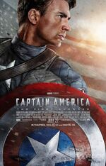 Captain America TFA poster