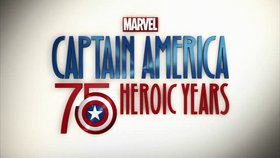 Captain America 75 Heroic Years