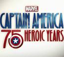 Captain America: 75 Heroic Years