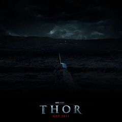 Thor movie wallpaper.