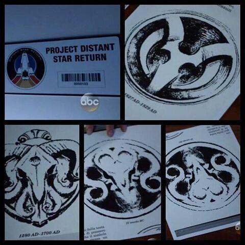 File:Project Distant Star Return's Logo Evolution HYDRA-Agents of SHIELD.jpg