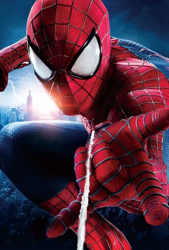 The-Amazing-Spider-Man-2-promo closeup