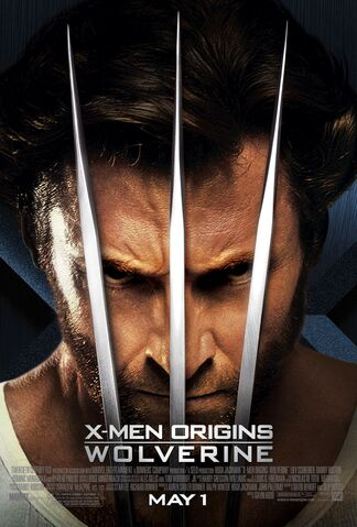 File:X-Men Origins- Wolverine Poster.jpg