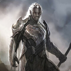 Concept art of Algrim from <i>Thor: The Dark World</i>.