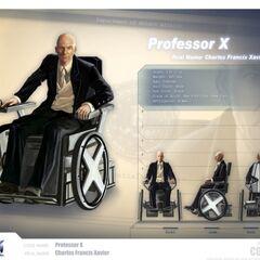 Professor X Profile