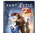 Fantastic Four (2015) Home Video