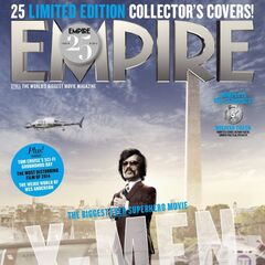 Bolivar Trask on the cover of <i>Empire</i>.