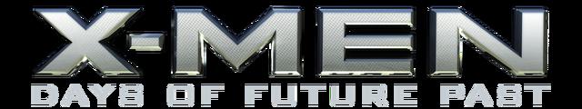 File:X-Men Days of Future Past Logo.png