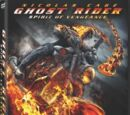 Ghost Rider: Spirit of Vengeance Home Video