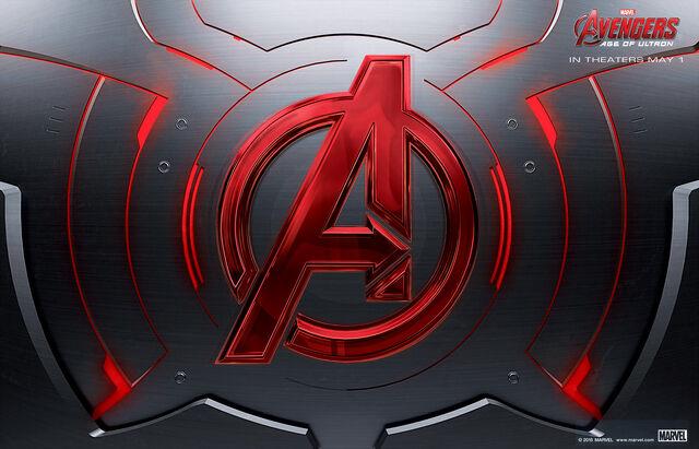 File:Avengers logo Red metal.jpg
