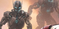 Ultron Sentries