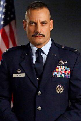 Glenn Talbot AoS