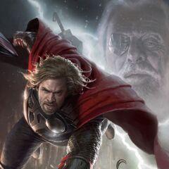 Thor promo art.
