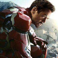 Iron Man Character Poster