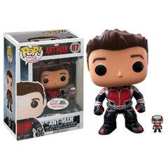 Ant-Man unmasked