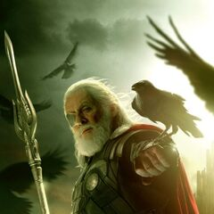 International Poster of Odin.