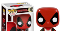Pop Vinyls: Deadpool