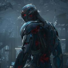 Ultron Character Poster