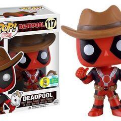 Cowboy Deadpool