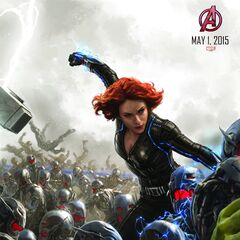 Comic-Con poster of Black Widow