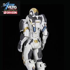 Gemini Armor (back)