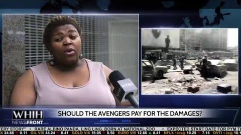 WHIH Newsfront The Cost of Saving the World