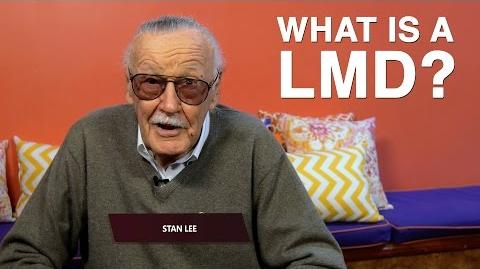 What is an LMD? - Marvel's Agents of S.H.I.E.L.D.