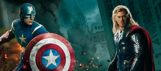 File:Cap and Thor Avenge.jpg