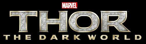 Thor Dark World logo