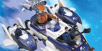 Fantastic Four action figures