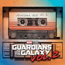 GOTG Vol. 2Awesome Mix Vol. 2