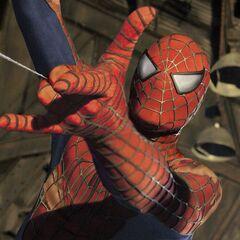 Spider-Man web Thwip!