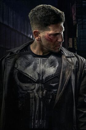 Punisher and Skull
