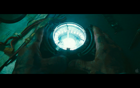 Vanko arc reactor